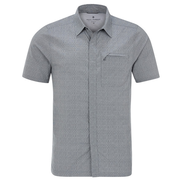 Royal Robbins MISSION DOBBY S/S Männer - Outdoor Hemd