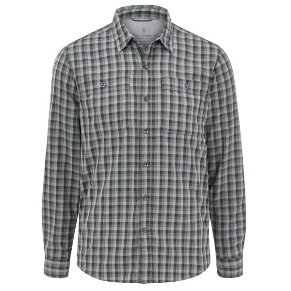 Royal Robbins VISTA DRY PLAID L/S Männer - Outdoor Hemd