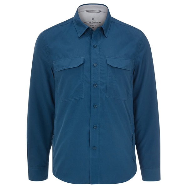 Royal Robbins BUG BARRIER GLOBAL EXPEDITION L/S Männer - Outdoor Hemd