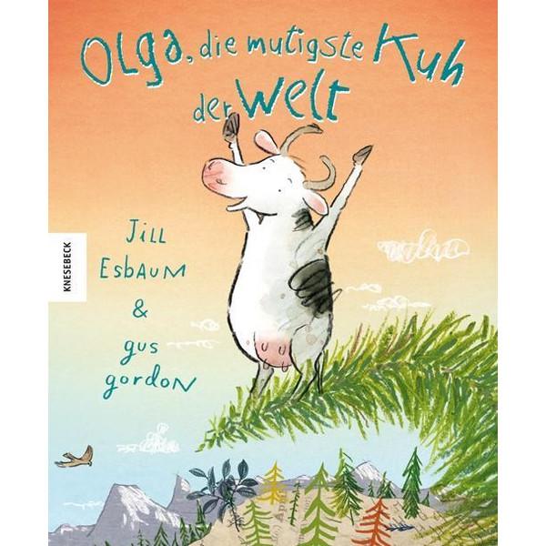 Olga, die mutigste Kuh der Welt - Kinderbuch