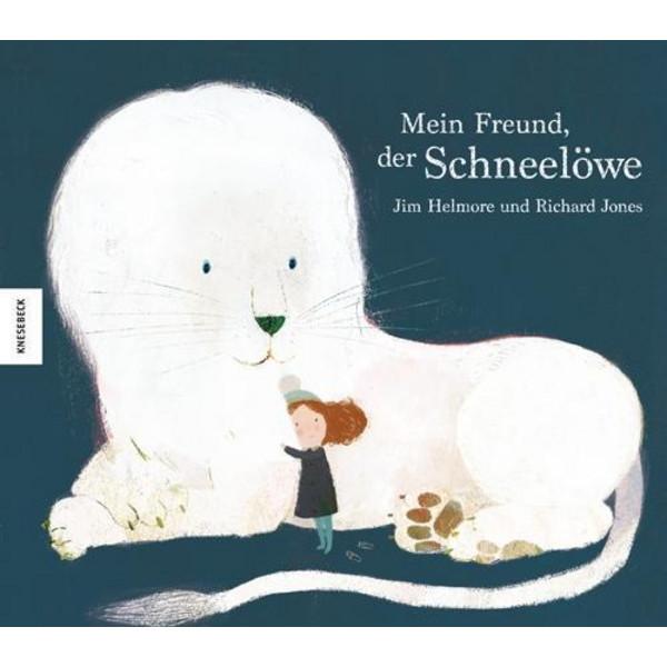 Mein Freund, der Schneelöwe - Kinderbuch