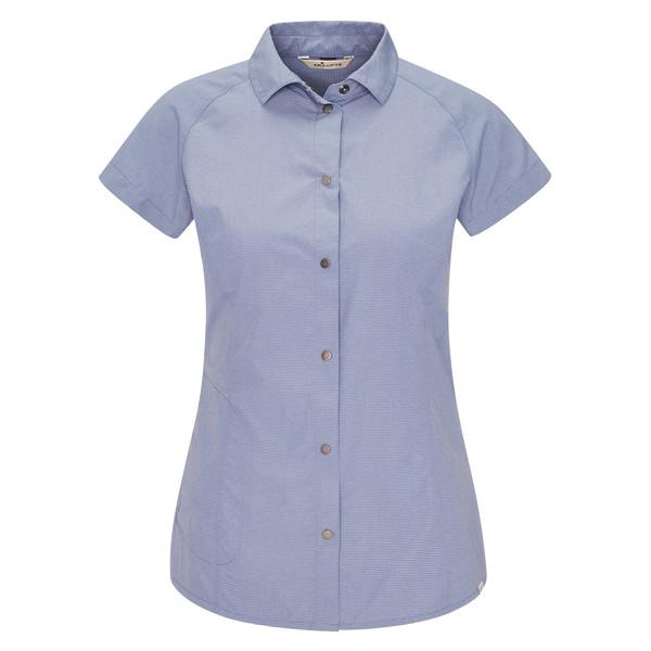 FRILUFTS KEA S/S SHIRT Frauen - Outdoor Bluse