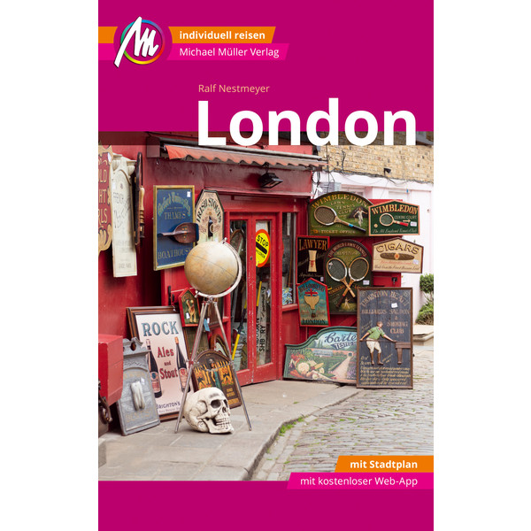 London MM-City Reiseführer Michael Müller Verlag - Reiseführer