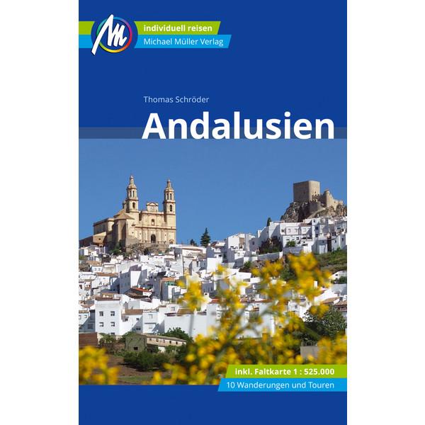 Andalusien Reiseführer Michael Müller Verlag - Reiseführer