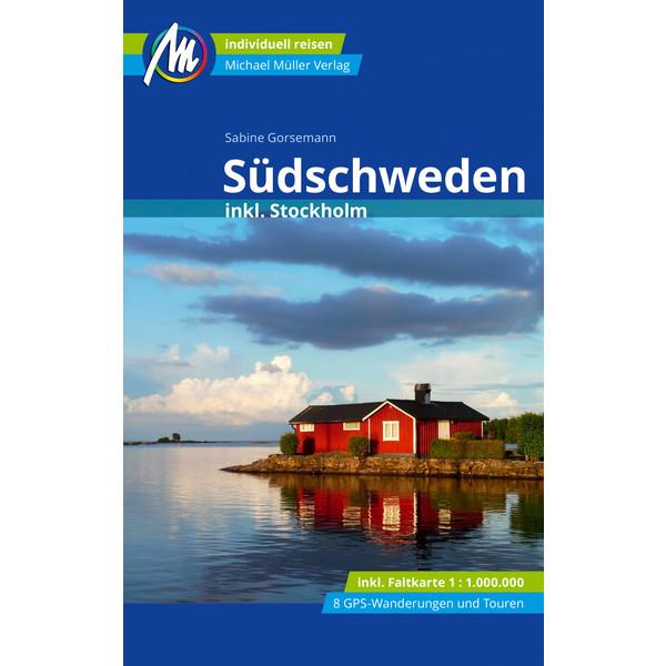 Südschweden Reiseführer Michael Müller Verlag - Reiseführer