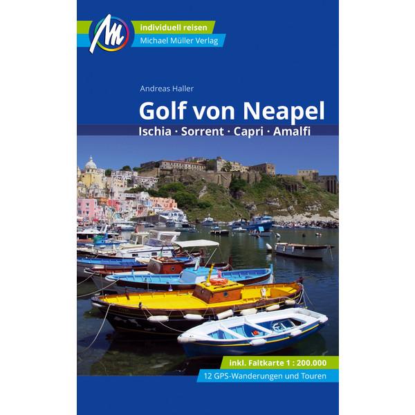 Golf von Neapel Reiseführer Michael Müller Verlag - Reiseführer
