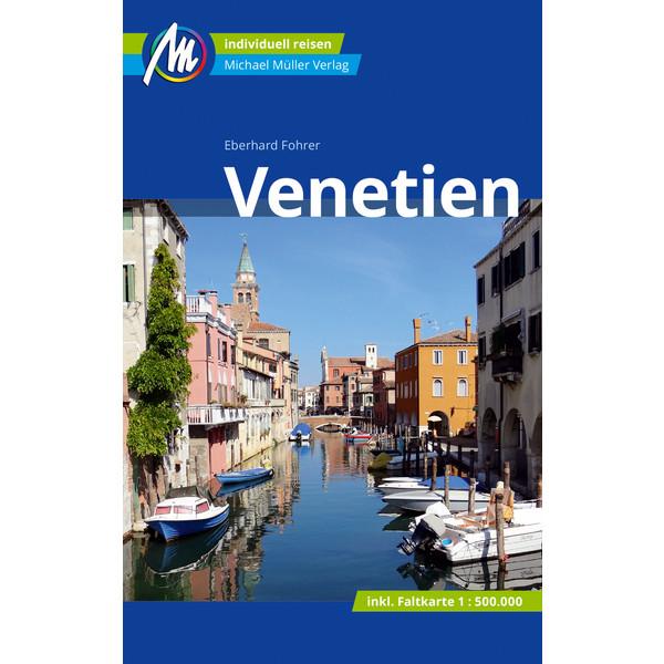 Venetien Reiseführer Michael Müller Verlag - Reiseführer