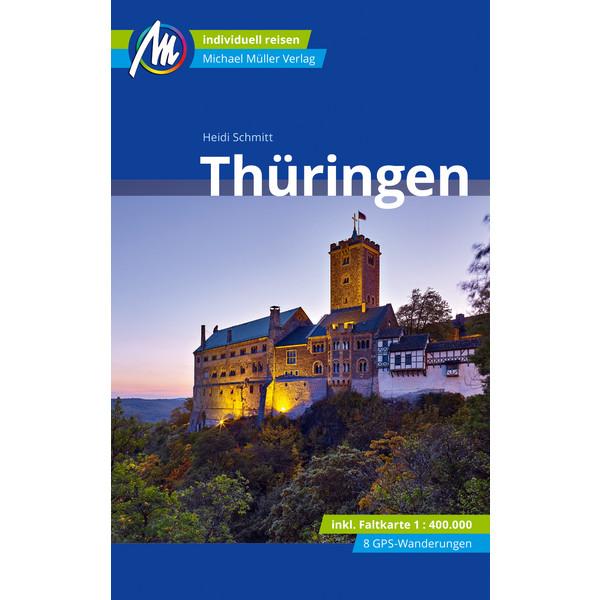 Thüringen Reiseführer Michael Müller Verlag - Reiseführer