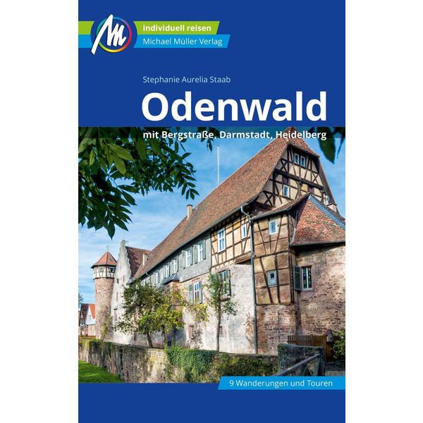 Odenwald Reiseführer Michael Müller Verlag - Reiseführer