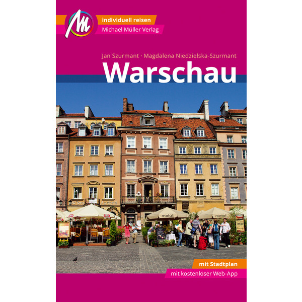 Warschau MM-City Reiseführer Michael Müller Verlag - Reiseführer