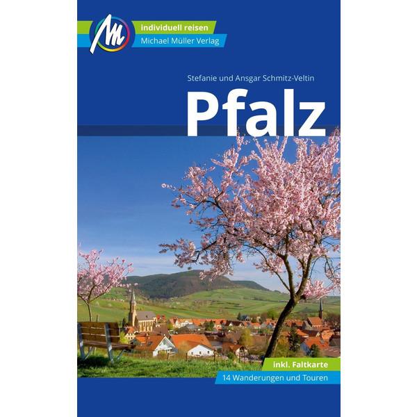 Pfalz Reiseführer Michael Müller Verlag - Reiseführer