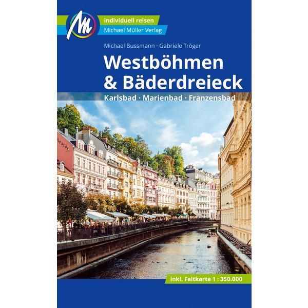 Westböhmen & Bäderdreieck Reiseführer Michael Müller Verlag - Reiseführer