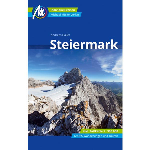 Steiermark Reiseführer Michael Müller Verlag - Reiseführer