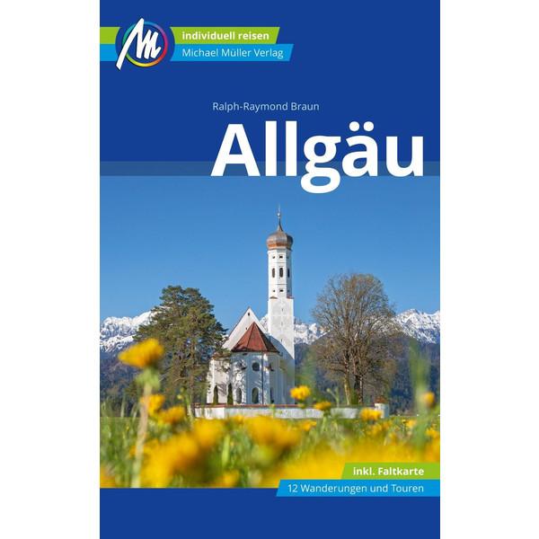 Allgäu Reiseführer Michael Müller Verlag - Reiseführer