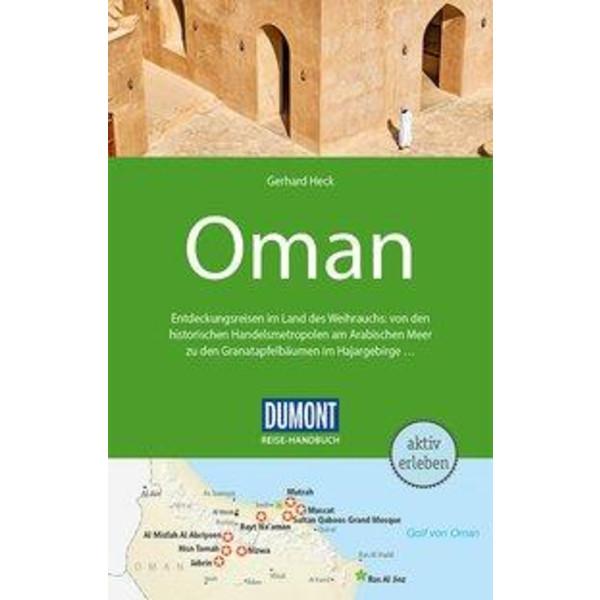 DuMont Reise-Handbuch Reiseführer Oman - Reiseführer