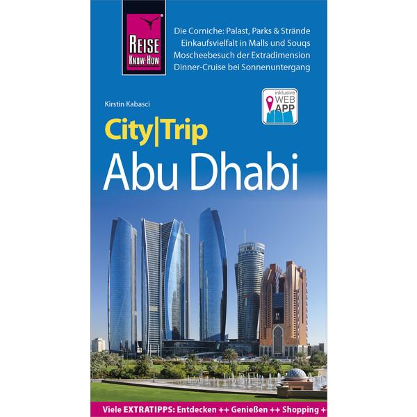 Reise Know-How CityTrip Abu Dhabi - Reiseführer