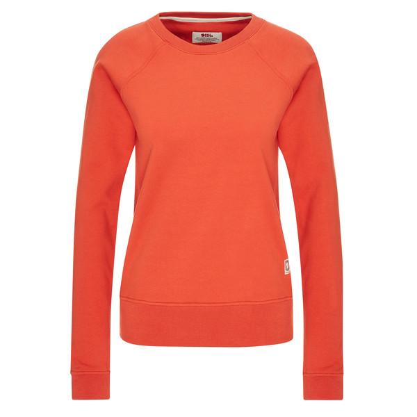 Fjällräven GREENLAND SWEATER W Frauen - Sweatshirt