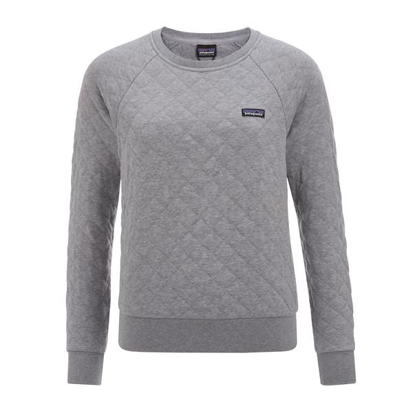 Patagonia W' S ORGANIC COTTON QUILT CREW Frauen - Sweatshirt