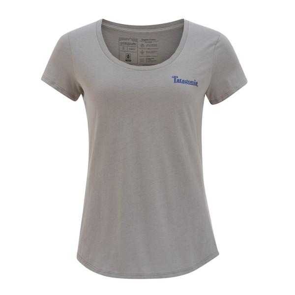 Patagonia W' S SUNSET SETS ORGANIC SCOOP T-SHIRT Frauen - T-Shirt