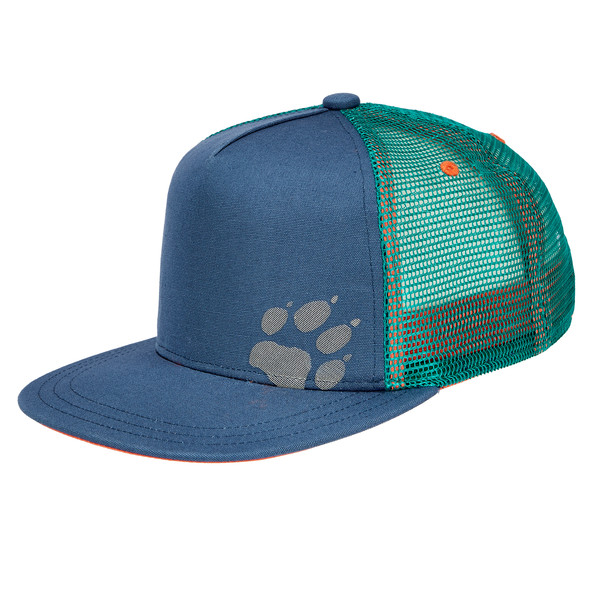 Jack Wolfskin RIB PAW CAP Kinder - Mütze