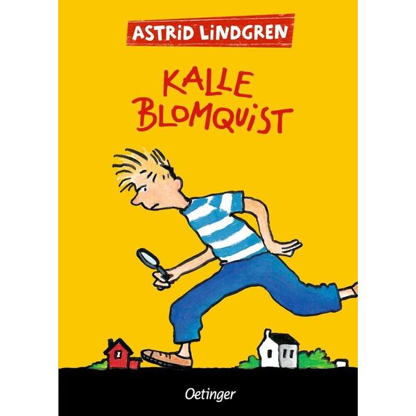 KALLE BLOMQUIST - Kinderbuch