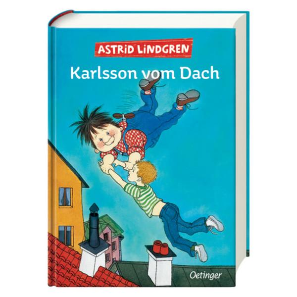 KARLSSON VOM DACH GESAMTAUSGABE - Kinderbuch