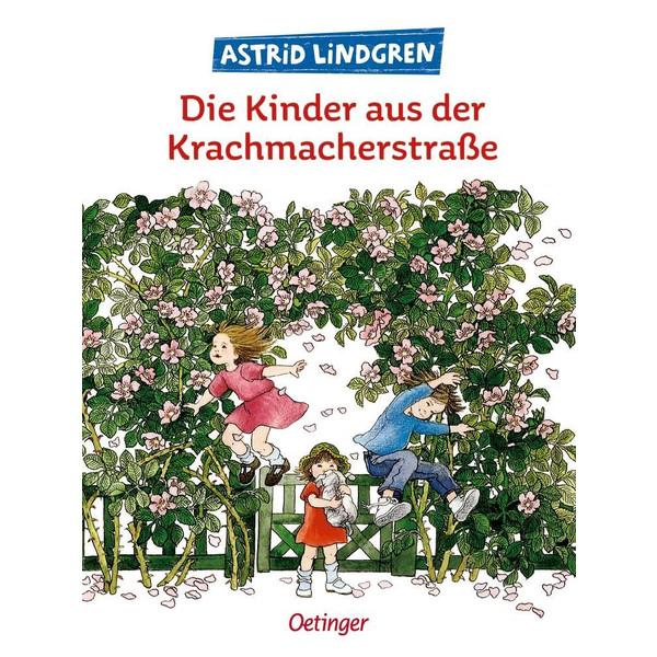 Die Kinder aus der Krachmacherstraße - Kinderbuch