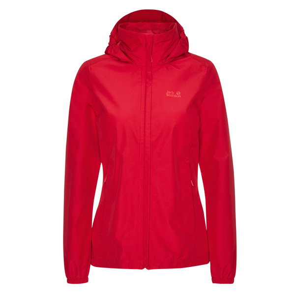 Jack Wolfskin STORMY POINT JACKET W Frauen - Regenjacke