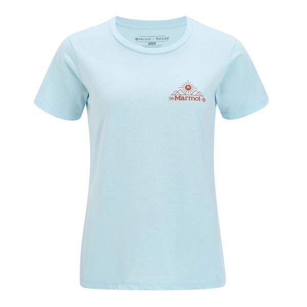 Marmot WM' S ARROW TEE SS Frauen - T-Shirt