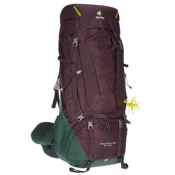 Deuter AIRCONTACT PRO 65 + 15 SL Frauen - Trekkingrucksack Damen