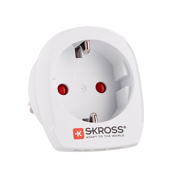 SKROSS EUROPE TO CH - Reisestecker