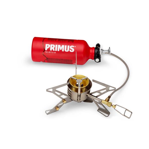 Primus OMNIFUEL II W. BOTTLE &  POUCH - Mehrstoffkocher