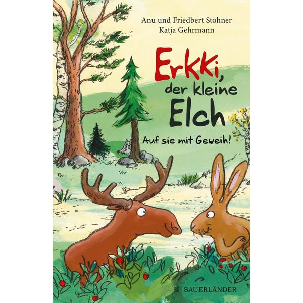 Erkki, der kleine Elch - Kinderbuch