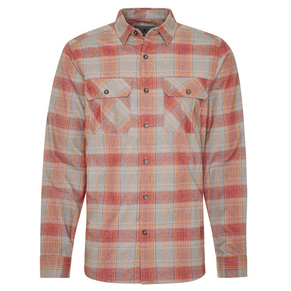 Royal Robbins LOST COAST FLANNEL PLAID L/S Männer - Outdoor Hemd