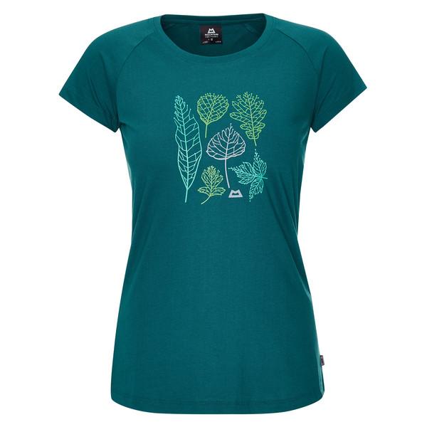 Mountain Equipment LEAF WMNS TEE Frauen - T-Shirt