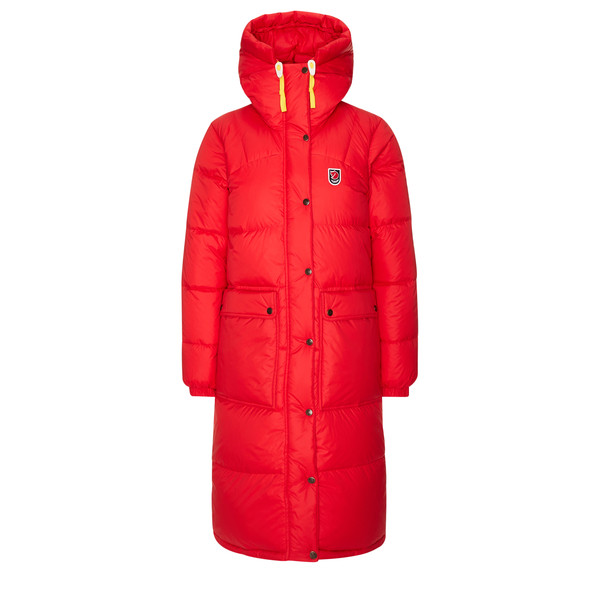 Fjällräven EXPEDITION LONG DOWN PARKA W Frauen - Daunenmantel