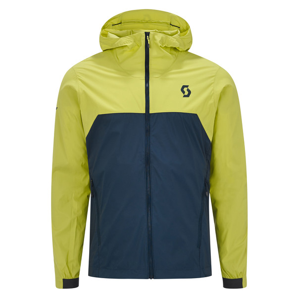 Scott SCO JACKET M' S TRAIL MTN WB W/HOOD Männer - Windbreaker