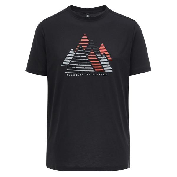 Scott SCO SHIRT M' S TRAIL MTN DRI GRAPHIC S/SL Männer - Funktionsshirt
