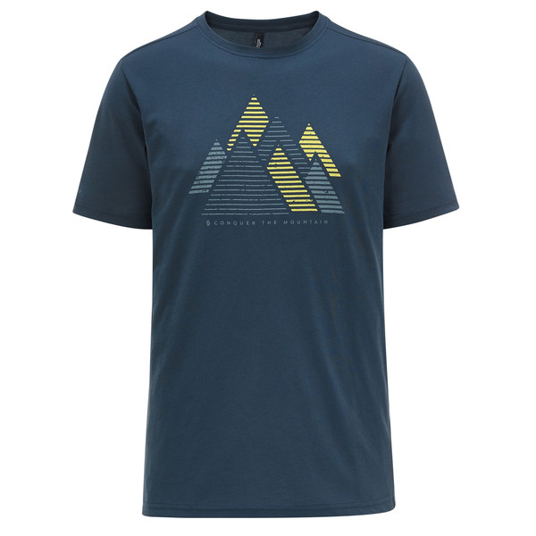 Scott SCO SHIRT M' S TRAIL MTN DRI GRAPHIC S/SL Männer - Funktionsshirt