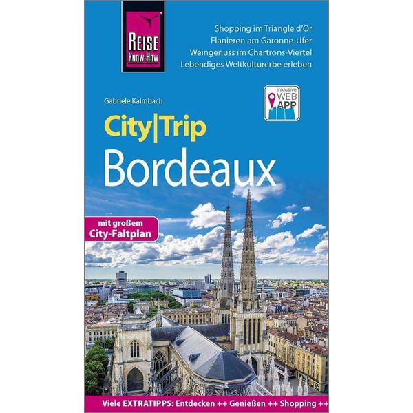 Reise Know-How CityTrip Bordeaux - Reiseführer
