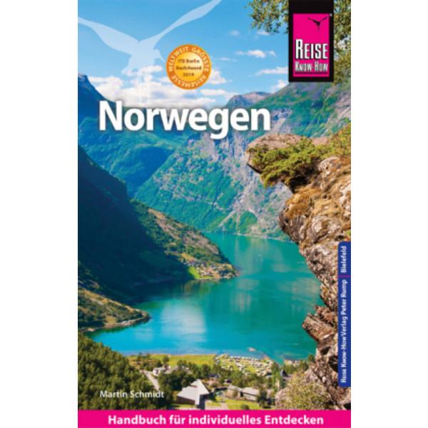 Reise Know-How Reiseführer Norwegen - Reiseführer