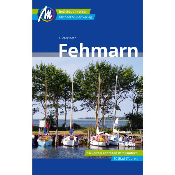 Fehmarn Reiseführer Michael Müller Verlag - Reiseführer