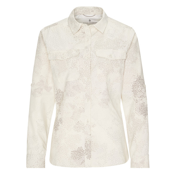 Royal Robbins BUG BARRIER EXPEDITION L/S Frauen - Outdoor Bluse
