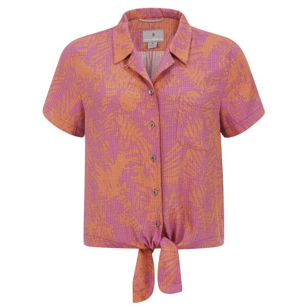 Royal Robbins BERGEN S/S Frauen - Outdoor Bluse