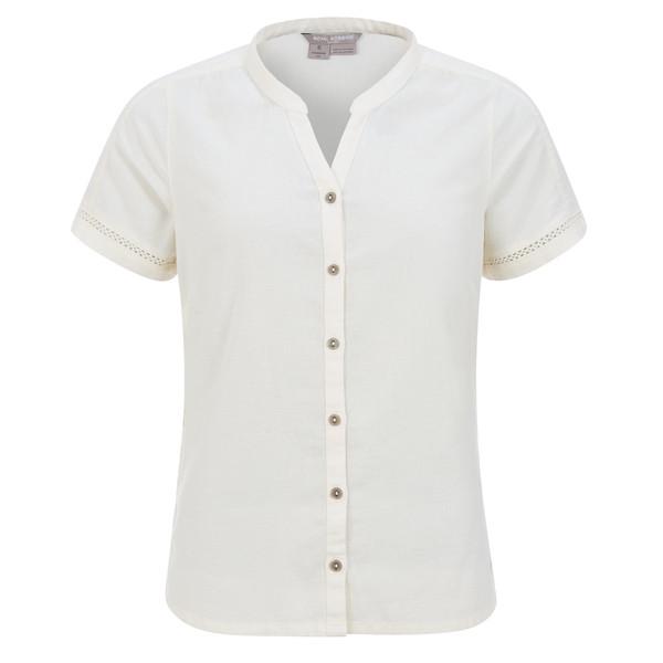Royal Robbins COOL MESH ECO S/S Frauen - Outdoor Bluse