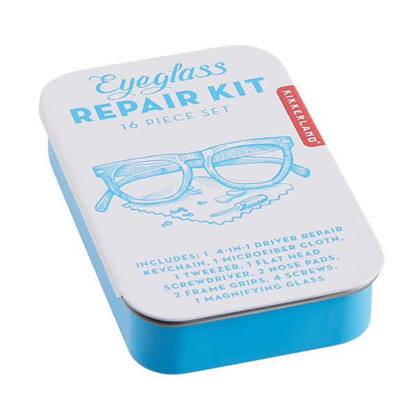 Kikkerland EYEGLASS REPAIR KIT - Reparaturbedarf