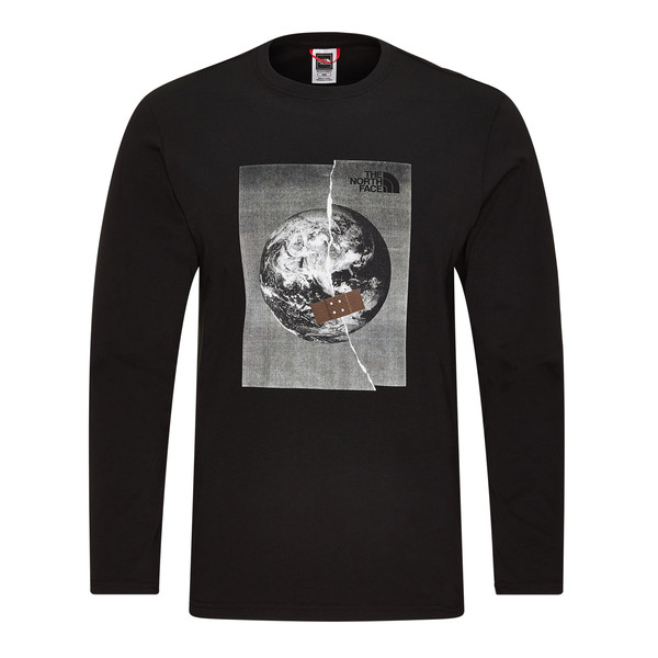 The North Face M L/S GRAPHIC TEE Männer - Langarmshirt