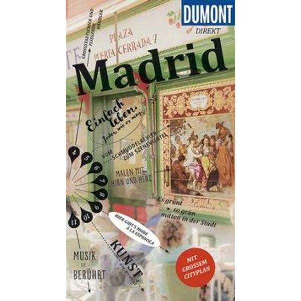 DuMont direkt Reiseführer Madrid - Reiseführer