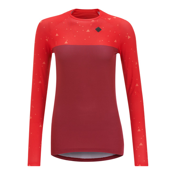 Triple2 SWET LS NUL - RECYCLED POLY JERSEY WOMEN Frauen - Funktionsshirt