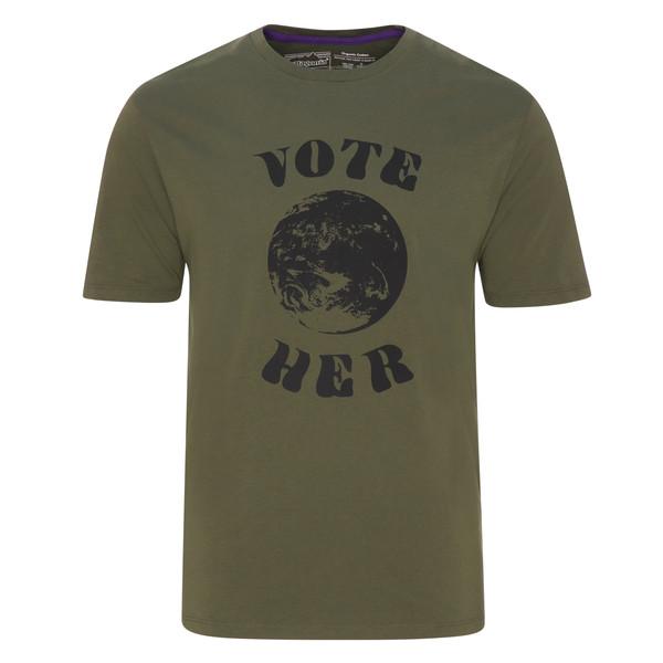 Patagonia M' S VOTE HER ORGANIC T-SHIRT Männer - T-Shirt